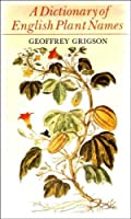 Dictionary of English Plant Names