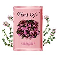 Plant Gift- Thyme Oil Soothing Mask- With the elimination of freckles, repair aging skin, the skin provides 24 hours of moisturizing-25g/0.88oz