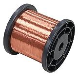 協和ハーモネット エナメル線(2種ポリウレタン銅線) 500g 2UEW 0.5mm 500g