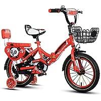 自転車 折りたたみ子供用自転車2-4-6-7-8-9-10年老いたベビーボーイ