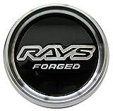 【RAYS(レイズ)】 センターキャップセット GT2 RAYSロゴ・ロータイプ(LOW) 4個セット 61000000000RL