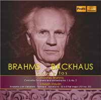 Concertos by Wilhelm Backhaus (2011-11-15)