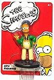 The Simpsons(ザ・シンプソンズ)Apu(アプー・ナハサピーマペティロン)2.75 Inch Figurines(2.75 インチ フィギュア) [並行輸入品]