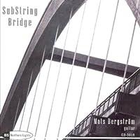 Substr Bridge by HILLBORG ANDERS / LOTHMAN ARN (2002-05-21)