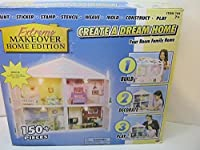 Extreme Makeover Home Edition作成A Dreamホーム人形Houseキット