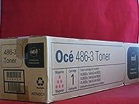 Imagistics OCE Magenta Toner, 486-3, 4863 by OCE