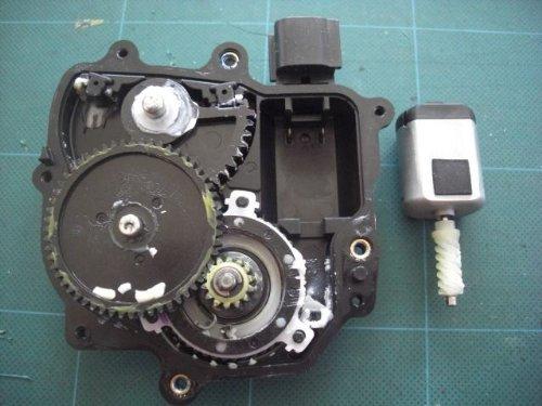 ポルテ スライドドアロックレリーズASSY内部モーター スタッビドライバー付 D1PS-2/PAN14EE