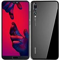 Huawei P20 Pro 128GB Single-SIM Factory Unlocked 4G/LTE Smartphone (Black) - International Version