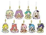 アイドルタイム プリパラ ViVimusペア☆ラバーストラップコレクション BOX商品 1BOX=9個入り、全9種類