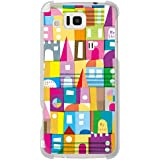CaseMarket 【ポリカ型】 au AQUOS PHONE CL IS17SH ポリカーボネート素材 ハードケース [ ジャニー ストリート ]