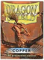 ドラゴンシールド袖100銅カード