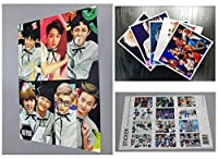 NCT - 12 PHOTO POSTERS(16.5 x 11.7 inches) + 1 STICKER + 5 Photos(4 x 3 inches) 【Creative Arts】 [並行輸入品]