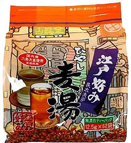 OSK 六条大麦使用 江戸好み ひやし麦湯 12.5g×52P