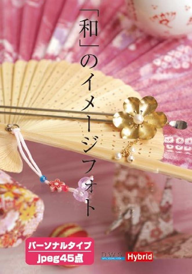 バックぞっとするような服を洗う「和」のイメージフォト (パーソナルタイプ)