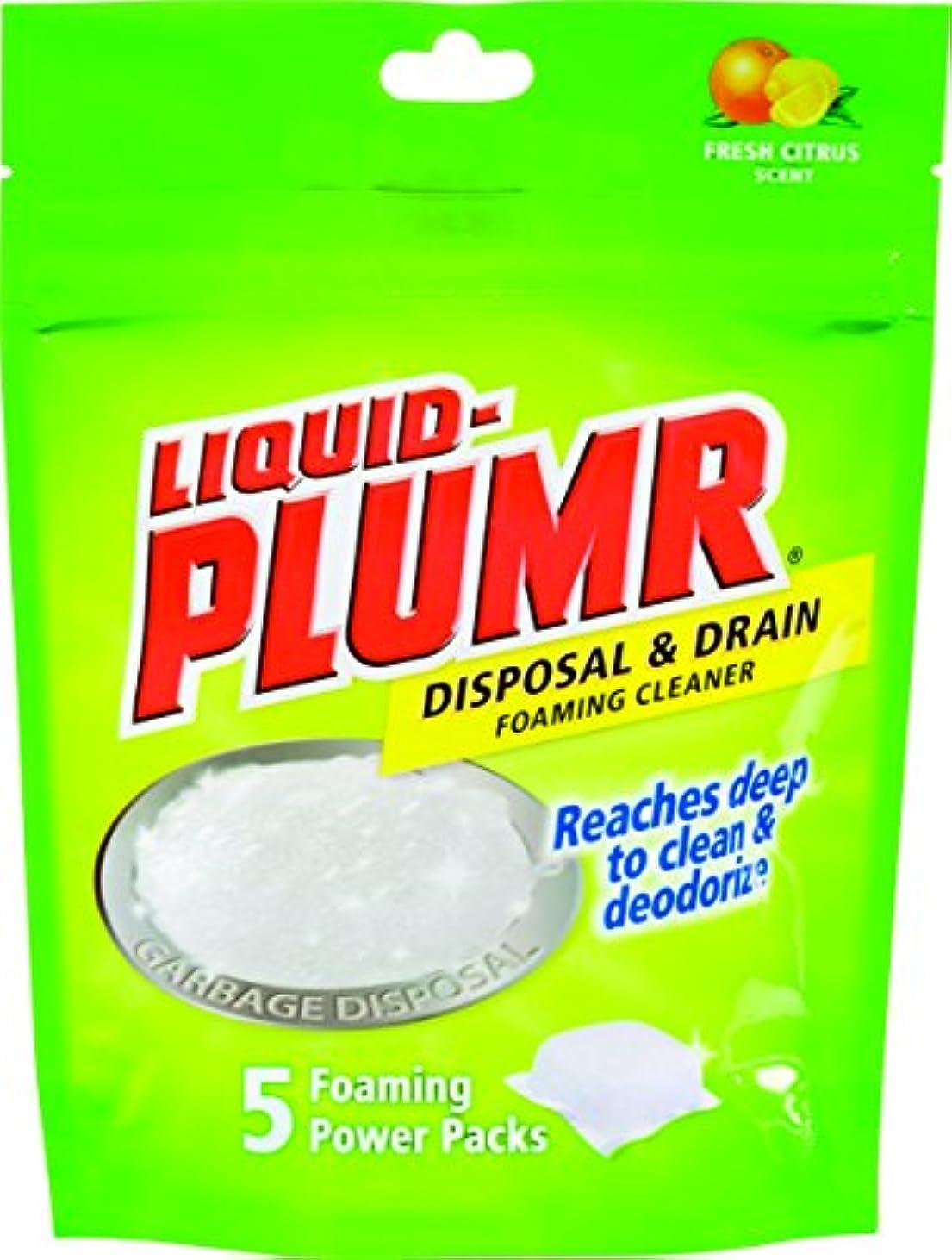 スケルトン動物園線形Liquid-Plumr Garbage Disposal Cleaner And Drain Cleaner by Clorox