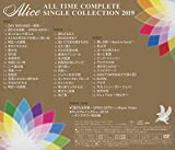 ALICE ALL TIME COMPLETE SINGLE COLLECTION 2019(初回限定盤)(DVD付) 画像