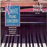 VARIOUS:The Romantic Piano Concerto, Vol. 3: Moszkowski Op. 59, Scharwenka Op. 56, Rubinstein Op. 70, Thalberg Op. 5