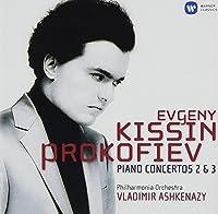 Prokofiev: Piano Concertos 2 & 3 by Evgeny Kissin (2014-03-26)