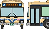 全国バスコレクション JB041-2 横浜市交通局 日野ブルーリボン ノンステップバス ジオラマ用品