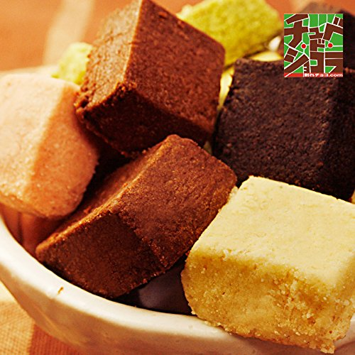 チュベ・ド・ショコラ チュベ・ド・クッキー ミルク・ビター・イチゴ・ホワイト・抹茶5種 250g×4袋(計1Kg)