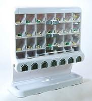 SammyLife Vita Caddy, 28 Day Pill and Vitamin Dispenser
