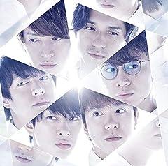 関ジャニ∞「crystal」のジャケット画像