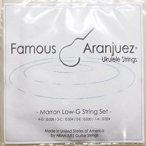 Famous Aranjuez『Marron弦Low-Gセット』
