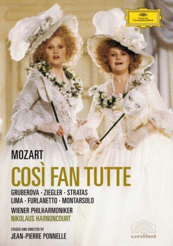 モーツァルト:歌劇《コシ・ファン・トゥッテ》 [DVD]
