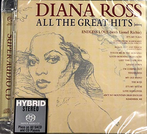 All The Great Hits (Hybrid-SACD)