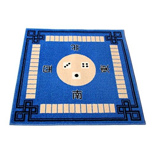 [해외]WONZOM 마작 매트 소음 방음 여행 가정용 접이식 휴대 입문용 초보자/WONZOM Mahjong Mat Silent Soundproof Travel For Families Foldable Portable Beginner for Introduction