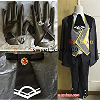 コスプレ衣装+手袋 Fate/Grand Order Assassin ヘンリー・ジキル&ハイド 全セット