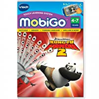 Vtech MobiGo Learning Software - Kung Fu Panda 2