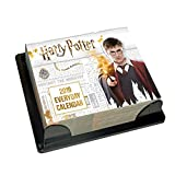 Harry Potter Desk Block 2019 Calendar - Page a Day Desk Block Format
