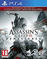 Assassin's Creed III + Liberation Remastered (PS4) (輸入版)