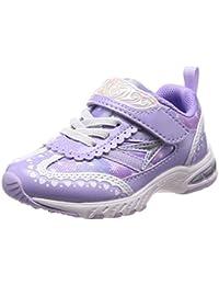 [シュンソク] 運動靴 通学履き 瞬足 軽量 Hi-Standard 15~19cm 2E キッズ 女の子