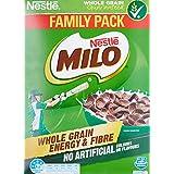 NESTLÉ MILO Cereal, Whole Grain, Energy & Fibre, 700g