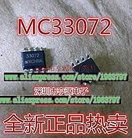 10pcs/lot MC33072DR2G MC33072 33072 SOP-8