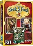 Ultimate Seek & Find Collection Pack: DinerTown Detective, Valerie Porter & The Scarlet Scandal, NightShift Legacy: The Jaguar's Eye. by PlayFirst [並行輸入品]