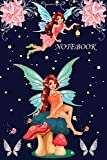 Notebook: Fairy Tail notebook,An hopeful Journal gift idea to your loved one, friends and to those who believes in fairy ... Diary, Notes and journal etc.