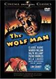 The Wolf Man [DVD] [Import]
