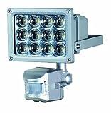 日動 LEDセンサーライト 20W SLS-12P
