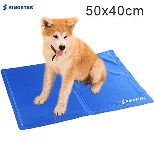 Kingstar ペット ひんやり マット 犬・猫用 クールマット 冷却マッ...