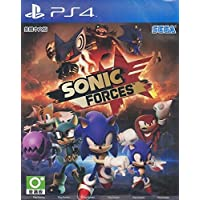 Sonic Forces - PS4 (アジア版) [並行輸入品]