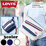 リーバイス [リーバイス] LEVI'S メッセンジャーバッグ ショルダーバッグ フラップ Mサイズ メンズ レディース LVS400 levis-002