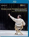 ニコラウス・アーノンクール&チューリヒ歌劇場 オペラ・コレクション[Blu-ray Disc]