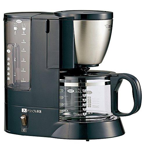 象印 コーヒーメーカー 6杯用 メッシュフィルター付 EC-A...