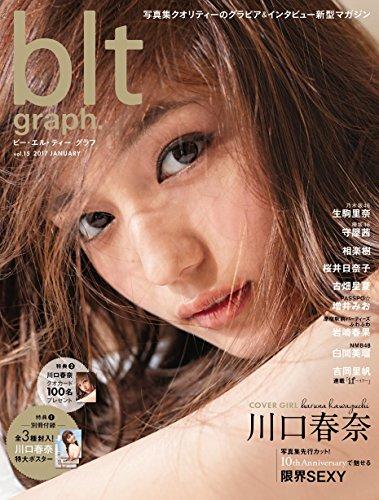 blt graph. vol.15 (TOKYO NEWS MOOK 594号)