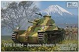 IBG 1/72 日本軍 二式砲戦車ホイ 75ミリ山砲搭載 プラモデル PB72056