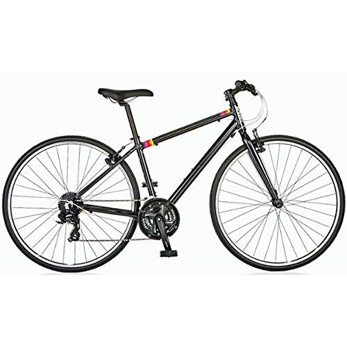 RITEWAY(ライトウェイ) クロスバイク シェファード シティ サンセットブラック 500mm