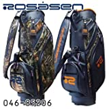 ROSASEN ロサーセン 2017年 ゴルフ カート キャディバッグ 046-85206 (98:ネイビー)